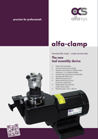 alfa-clamp leaflet