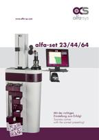 alfa-set 23/25/44/46/49/64/66/69 leaflet